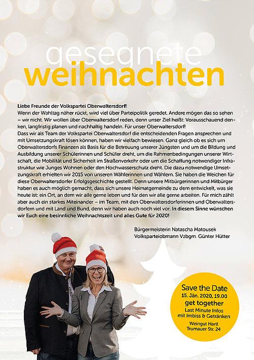 Oberwaltersdorf - Matricula Online